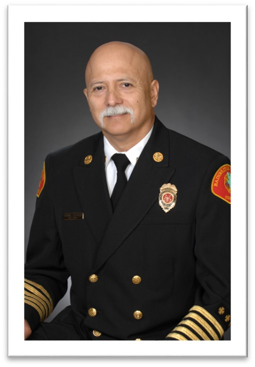 Hank Teran, Fire Chief